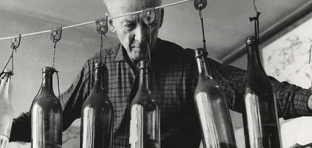Albert Jeanneret vu par Erling Mandelmann.