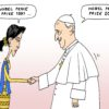 Pope Francis in Myanmar