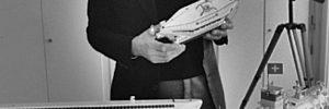 Jacques Piccard vu par Erling Mandelmann en 1984.