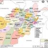 afghanistan-political-map