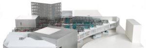 Campus maquette lauréat Bureau Kersten Geers David Van Severen Architects BVBA